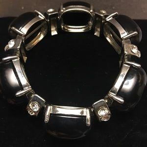 Jewelry - Black Bangle Bracelet